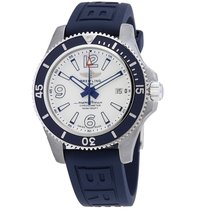 Breitling Superocean 42 Steel 42mm White Arabic numerals United States of America, New Jersey, Upper Saddle River