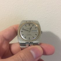 Omega Constellation Day-Date Steel 36mm Silver United States of America, Washington, Seattle