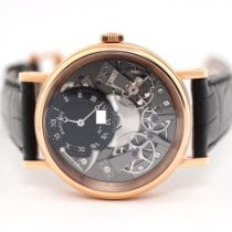 Breguet Rose gold Manual winding Black Roman numerals 40mm new Tradition