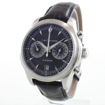 Carl F. Bucherer Manero Steel 42.5mm No numerals