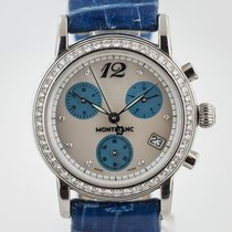 Montblanc Women's watch Star 32mm Quartz pre-owned Watch with original box and original papers 2013