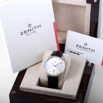 Zenith Port Royal Steel 39mm Silver United States of America, California, Los Angeles