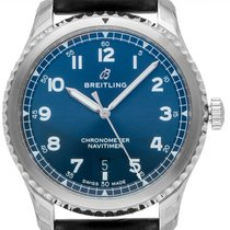 Breitling A17314101C1X2 Acero Navitimer 8 41mm nuevo