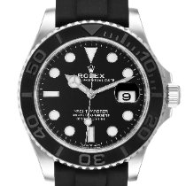 Rolex Yacht-Master 42 White gold 42mm Black United States of America, Georgia, Atlanta
