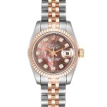 Rolex Lady-Datejust new 2007 Automatic Watch with original box 179171
