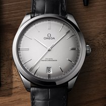 Omega De Ville Trésor new 2021 Manual winding Watch with original box and original papers 435.13.40.21.02.001