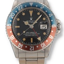 Rolex GMT-Master Steel 40mm Black United States of America, New Hampshire, Nashua