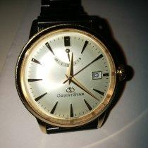 Orient Star Steel 38,5mm White No numerals