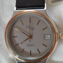 DuBois 1785 Steel 34mm Automatic 5.2119.A pre-owned