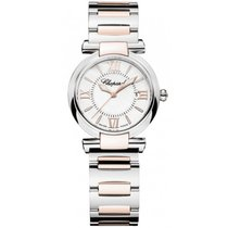 Chopard Imperiale Gold/Steel 28mm Mother of pearl Roman numerals United Kingdom, Wilmslow Cheshire
