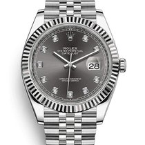 Rolex 126334 Steel Datejust 41mm Australia