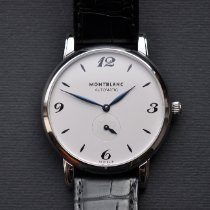 Montblanc Steel 39mm Automatic 107073 pre-owned