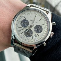 Breitling Transocean Chronograph Steel 43mm United States of America, Texas, Houston