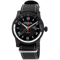Montblanc Steel Automatic 113828 new
