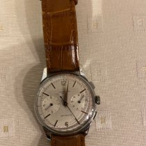 Universal Genève Compax new 1963 Manual winding Chronograph Watch with original box 124103