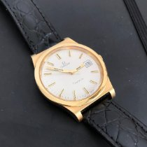 Omega Genève 136.0102 Very good Yellow gold 36mm Manual winding