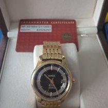 Omega De Ville Hour Vision neu 2008 Handaufzug Uhr mit Original-Box und Original-Papieren 431.60.41.21.13.001