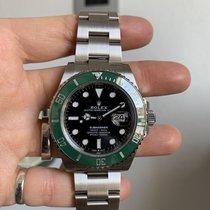 Rolex Submariner Date nuevo 2020 Automático Reloj con estuche y documentos originales 126610LV-0002