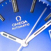 Omega Genève Zeljezo 35mm Plav-modar Bez brojeva