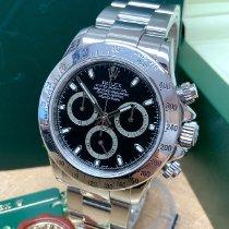 Rolex Daytona Steel 40mm Black No numerals United Kingdom, Wilmslow