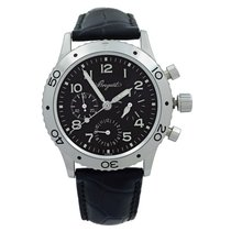 Breguet Steel Type XX - XXI - XXII 39mm pre-owned United States of America, New York, NYC