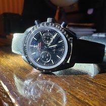 Omega Speedmaster Professional Moonwatch Ceramic Black No numerals UAE, Sharjah