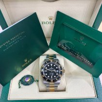 Rolex Submariner Date new 2021 Automatic Watch with original box and original papers 126613LN