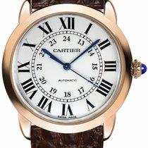 Cartier W2RN0008 Rose gold 2021 Ronde Solo de Cartier 36mm new