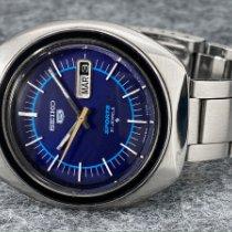 Seiko 5 Sports Steel 40mmmm Blue