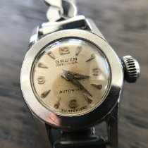 Gruen Steel 20mm Automatic 362 pre-owned United States of America, Kansas, Overland Park