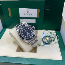 Rolex Submariner (No Date) 114060 Very good Steel 40mm Automatic United States of America, New Jersey, Totowa