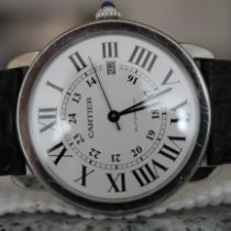 Cartier Ronde Solo de Cartier Steel 42mm White Roman numerals United States of America, New York, New York