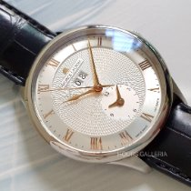 Maurice Lacroix Masterpiece Steel 40mm Silver Malaysia, 43300