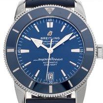Breitling Superocean Heritage II 42 Steel 42mm Blue