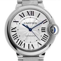 Cartier Ballon Bleu 36mm neu 2021 Automatik Uhr mit Original-Box und Original-Papieren WSBB0048