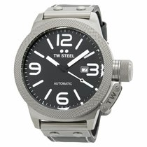TW Steel Steel 50mm Automatic CS6 pre-owned United States of America, New York, New York