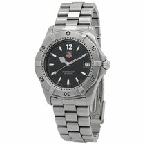 TAG Heuer 2000 Steel 38mm Arabic numerals United States of America, New York, New York