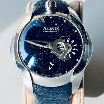 Azimuth Steel 45mm Manual winding 092-14 pre-owned