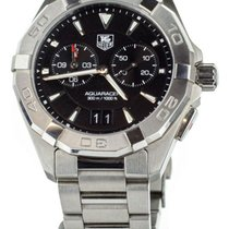 TAG Heuer Aquaracer 300M Steel 41mm Black United States of America, Illinois, BUFFALO GROVE