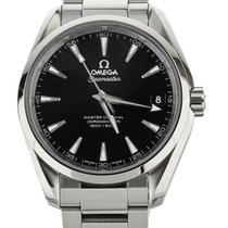 Omega Seamaster Aqua Terra Steel 38mm Black United States of America, Illinois, BUFFALO GROVE