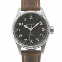 Hamilton Steel Manual winding H60419533(H604190) pre-owned