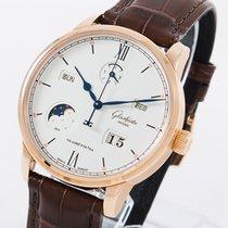 Glashütte Original Senator Excellence new 2021 Automatic Watch with original box and original papers 1-36-02-02-05-01
