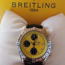 Breitling Chronomat GMT Stahl Gelb Arabisch Deutschland, Bad Dürkheim