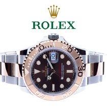 Rolex Yacht-Master neu 2020 Automatik Uhr mit Original-Box und Original-Papieren 126621