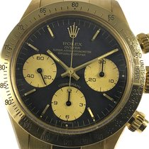 Rolex 6265 Yellow gold 1982 Daytona 37mm pre-owned