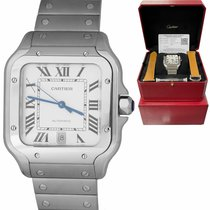 Cartier Steel Santos (submodel) 42mm new United States of America, New York, Massapequa Park