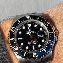 Rolex Sea-Dweller 126600 Nuovo Acciaio 43mm Automatico Italia