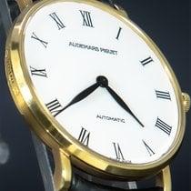Audemars Piguet BA14682/002 Meget god Gult guld 36mm Automatisk
