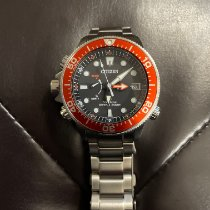 Citizen Promaster Marine pre-owned 46mm Black Date