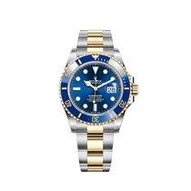 Rolex Submariner Date Gold/Steel 41mm Blue No numerals UAE, Dubai